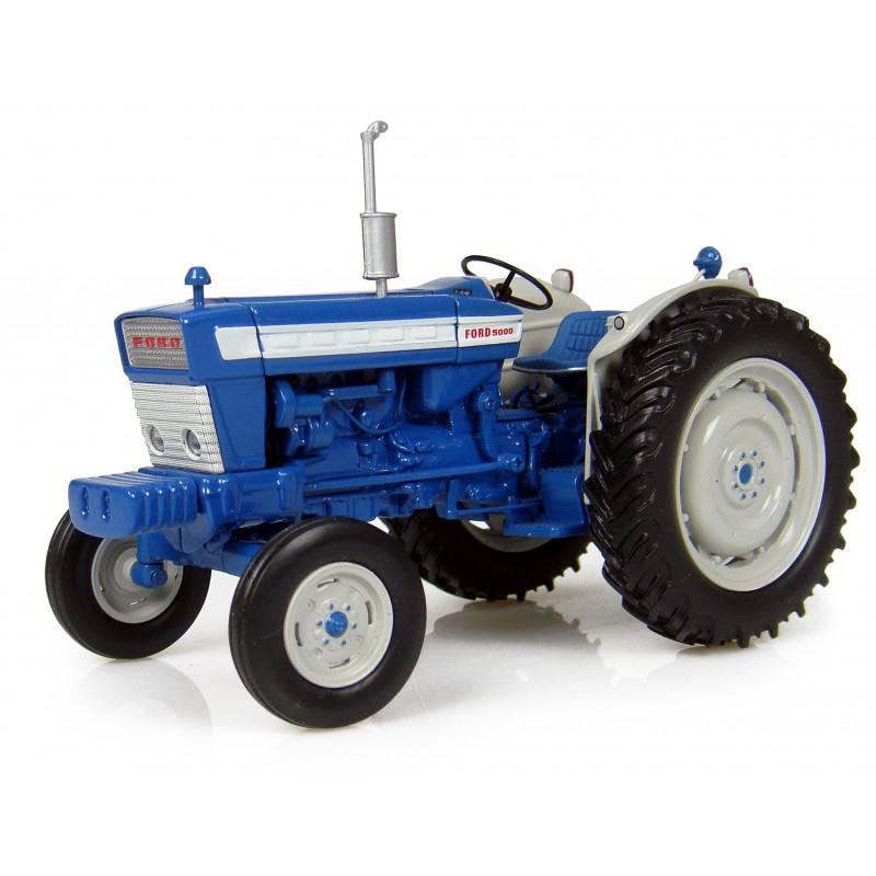 Ford 5000 euro miniature - Tracteur ancien miniature ...