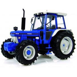 Tracteur Ford 7810 Bleu