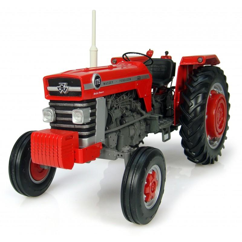 Massey ferguson 175 euro miniature - Tracteur ancien miniature ...