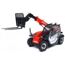 Manitou Mt 625 T Confort with loader