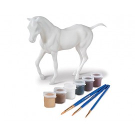 Kit De Peinture Sur Cheval - Arabe (Loisirs Creatif)