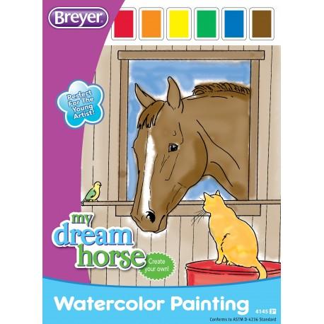 Kit Livre De Coloriage Peinture Loisirs Creatif