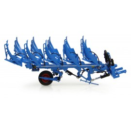 Remorque Lemken Mounted Reversible Plough Juwel 8