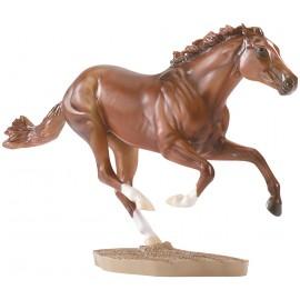 Cheval Secretariat - 1973 Triple Crown Champion (Traditionnal)