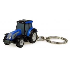 Keyring Valtra T Series (Metal Blue)
