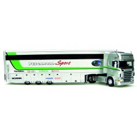 Camion Scania R + Pescarolo