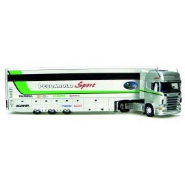 Truck Scania R + Trailer Pescarolo