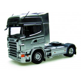 Truck Scania R580 - Chrome Version - Limited Edition 1.000 Pcs