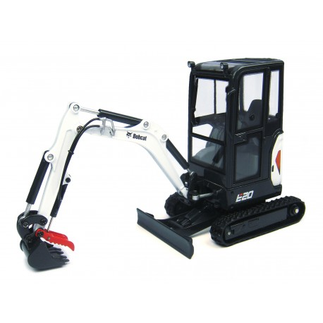 Bobcat E20 EU Version Cabine