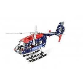 Helicoptère Police - Metal Kit 759 pcs
