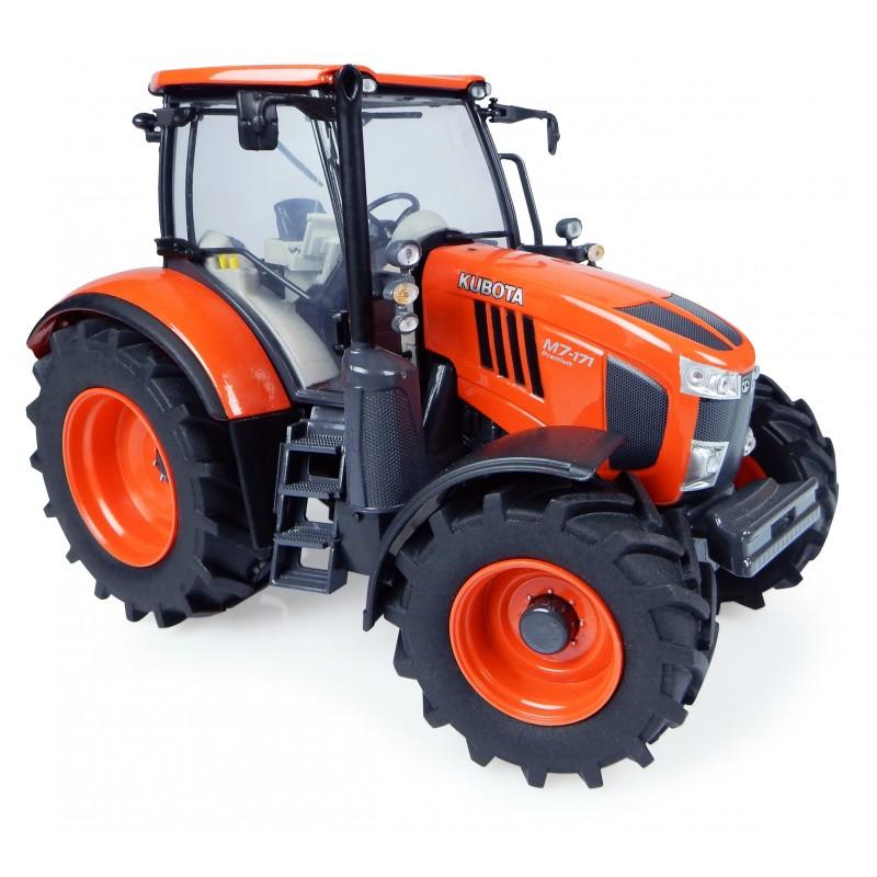 Kubota Tractors With Dual Wheels : Kubota m euro miniature