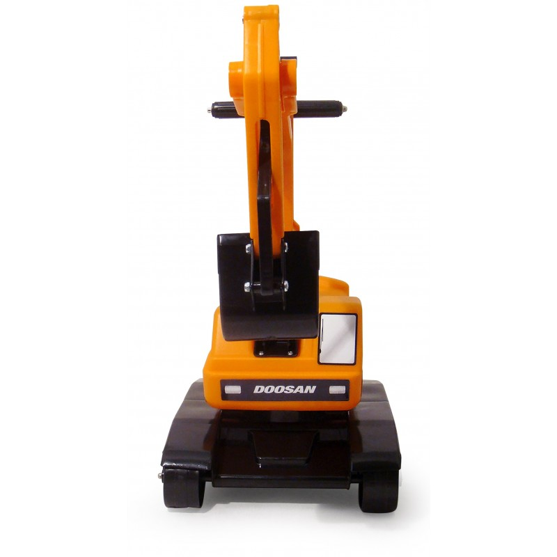 Toy Construction Equipment : Doosan ride on toy dx euro miniature