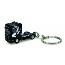 Porte clé Scania R620 noir