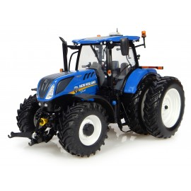 New Holland T7.225 dual wheels (version US)