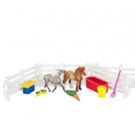 Set Poneys + Accessoires