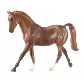 Cheval Pur-sang Anglais Chestnut