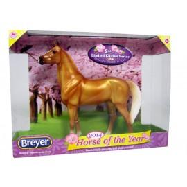 Cheval de l'Année 2014 - Amelia Appendix Quarter Horse