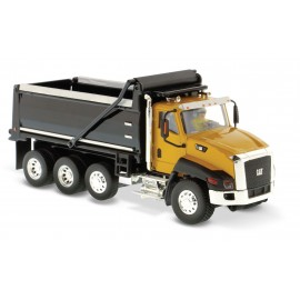 1:50 Cat CT660 Dump Truck - Yellow