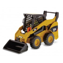 1:32 Cat 272C Skid Steer Loader