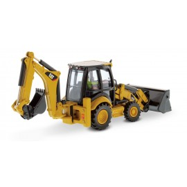 1:50 Cat 432E Backhoe Loader
