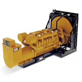 1:25 Cat 3516B Package Generator Set