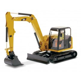 1:32 Cat 308E2 CR SB Mini Hydraulic Excavator