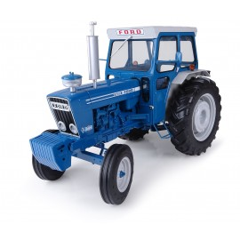 Ford 7600 avec cabine (1975)