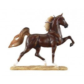 Race Du Monde - Cheval American Saddlebred (Collection En Resine)