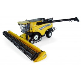 New Holland CR10.90 « Revelation » sur chenille