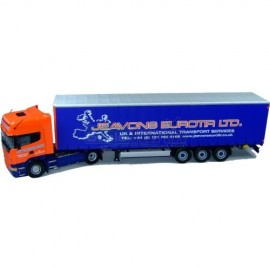 Camion Jeavons Eurotir
