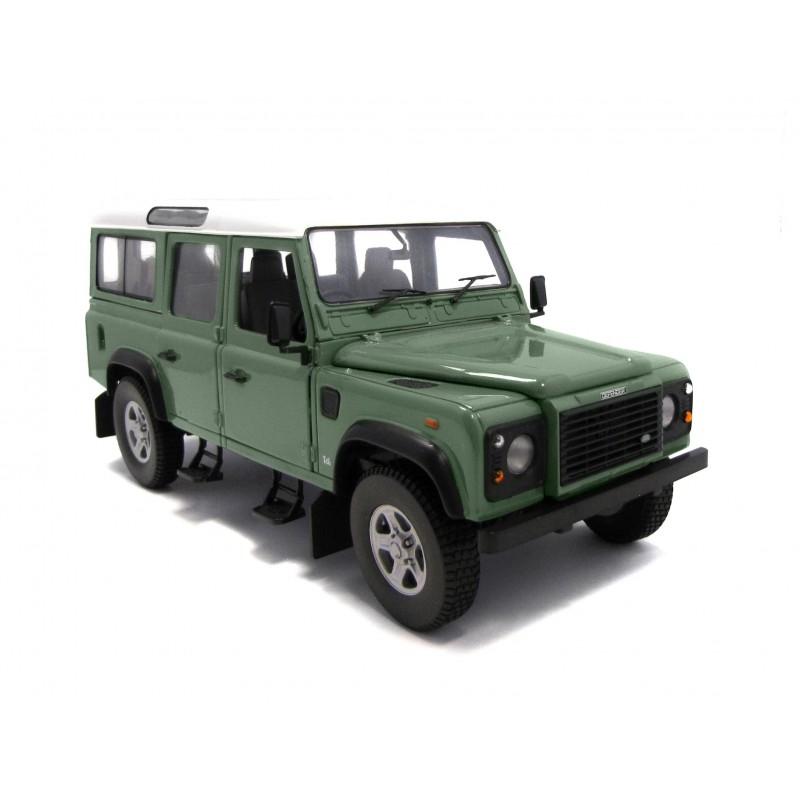 land rover defender 110 tdi county light green 1 18 euro miniature. Black Bedroom Furniture Sets. Home Design Ideas