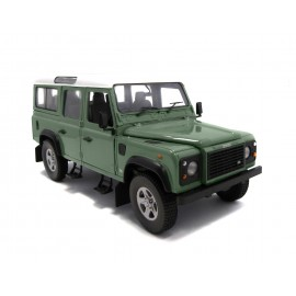 Land Rover Defender 110 TDi County - Light Green - 1/18