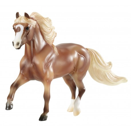 Gentle Carousel Miniature Therapy Horses - Magic And Hamlet - New (Traditionnal)