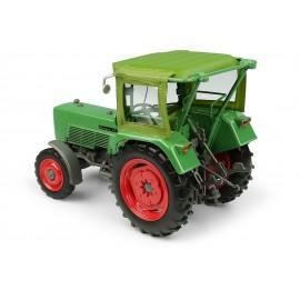 TRACTEUR FENDT FARMER 5S AVEC CABINE PEKO - 2WD AU 1/32EME