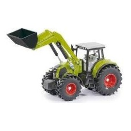 TRACTEUR CLAAS AXION 850 CHARGEUR FRONTAL AU 1/50EME