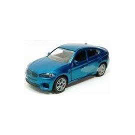 BMW X6 M AU 1/64EME