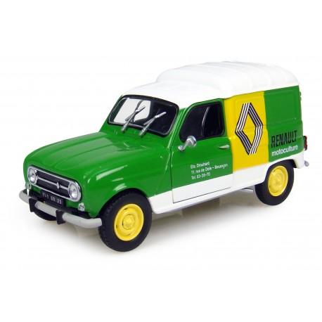 "Voiture Renault 4 F4 ""Renault Motoculture""- Edition Limitee"
