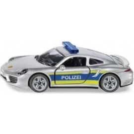PORSCHE 911 POLICE AU 1/64EME