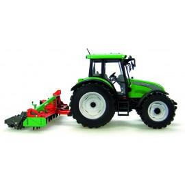 Tracteur Valtra C + Prosol 68111