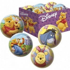 BALLON WINNIE L'OURSON DIAMETRE 15 CM