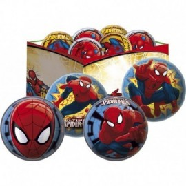 BALLON SPIDERMAN DIAMETRE 15 CM