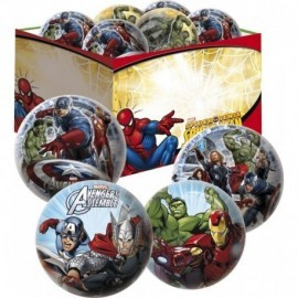 BALLON THE AVENGERS DIAMETRE 15 CM