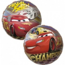 BALLON CARS 3 DIAMETRE 23 CM