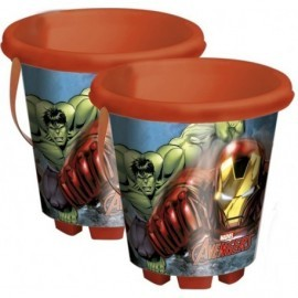 SEAU THE AVENGERS DIAMETRE 18 CM
