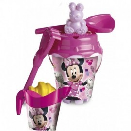 SEAU MICKEY OU MINNIE ACCESS. ET ARROSOIR - DIAM 18 CM