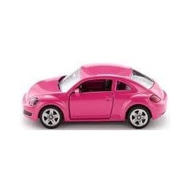 VW BEETLE ROSE AU 1/64EME