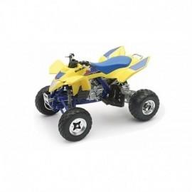 QUAD SUZUKI RACER R 450 ATV METAL AU 1/12EME