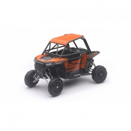 POLARIS RZR XP 1000 EPS ORANGE MADNESS APS AU 1/18EME