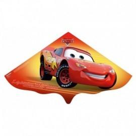 CERF VOLANT CARS AVEC ACCESSOIRES 115 x 63 CM