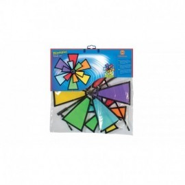 MOULIN A VENT POLYESTER WINDMILL 40 x 93 CM